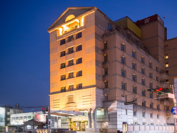 Grand View Hotel, Changhua