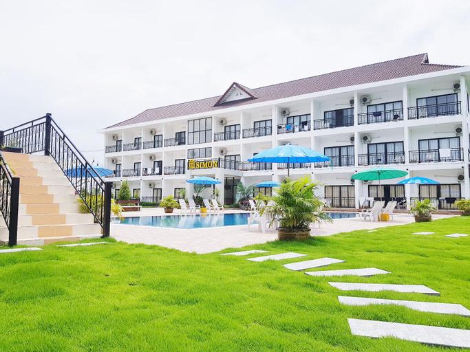 Simon Riverside Hotel, Vangvieng