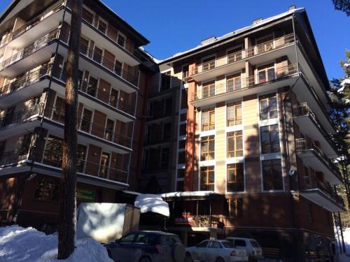 Duplex Apartments Terskol 44, El'brusskiy rayon
