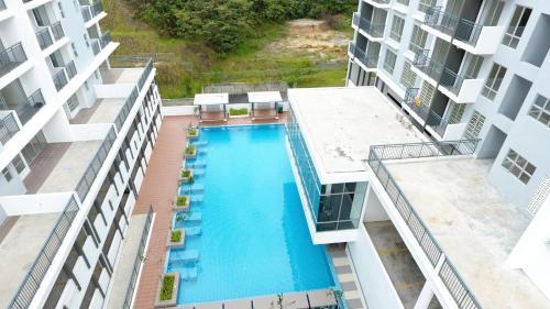 Casa Greenery Suites 4 Bedroom @ Bangi, Hulu Langat