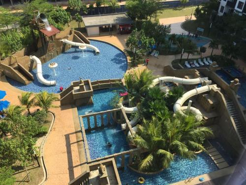 Cozy Swiss Garden Beach Resort Residence, Kuantan