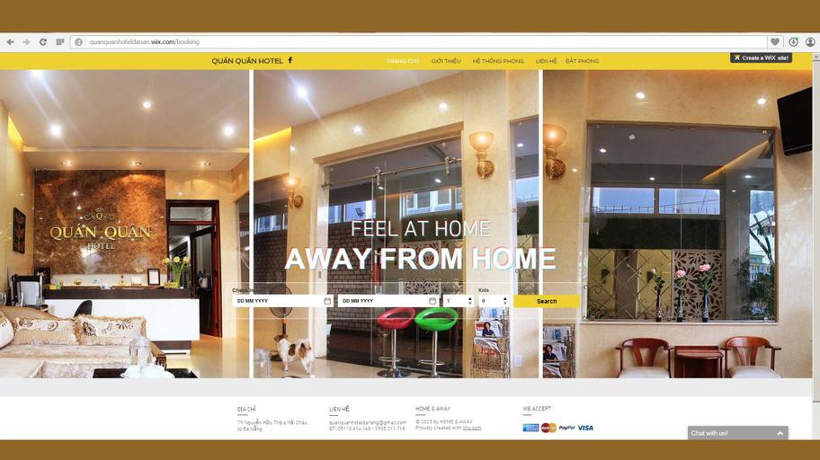 Quan Quan Hotel (Pet-friendly), Thanh Khê
