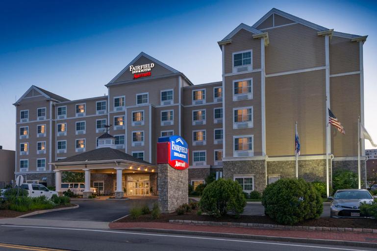 Fairfield Inn & Suites by Marriott New Bedford, Bristol