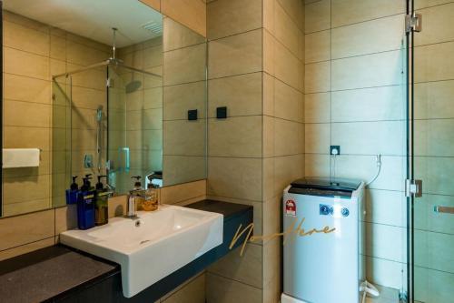 *Sanitized Unit* NowHere 3BR @ 8 Pax Guarantee Satisfaction, Kuala Lumpur