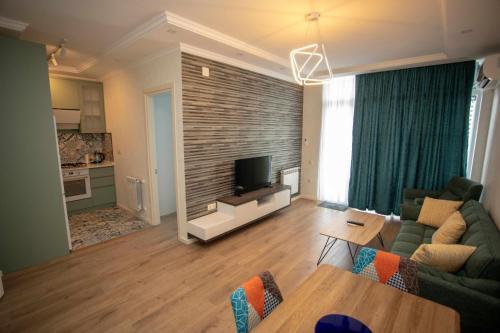 Green Apartment, Batumi