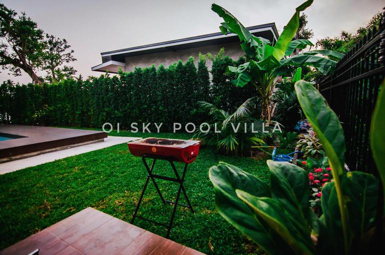 OI Sky Pool Villa, Ban Chang