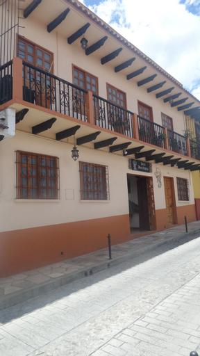Hotel Don Quijote, San Cristóbal de las Casas