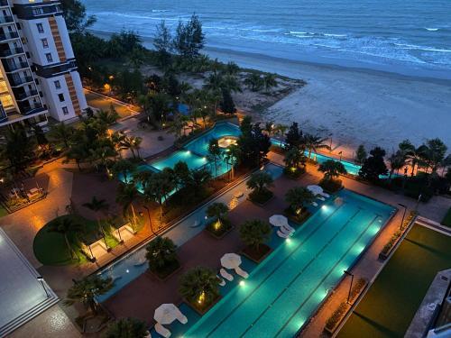 Eyu@Timurbay Seaview Residence, Kuantan