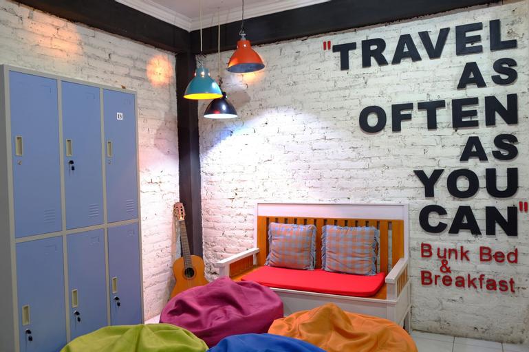 Bunk Bed and Breakfast, Yogyakarta