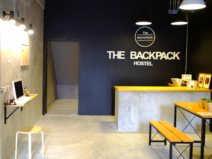 The Backpack Hostel, Bang Rak