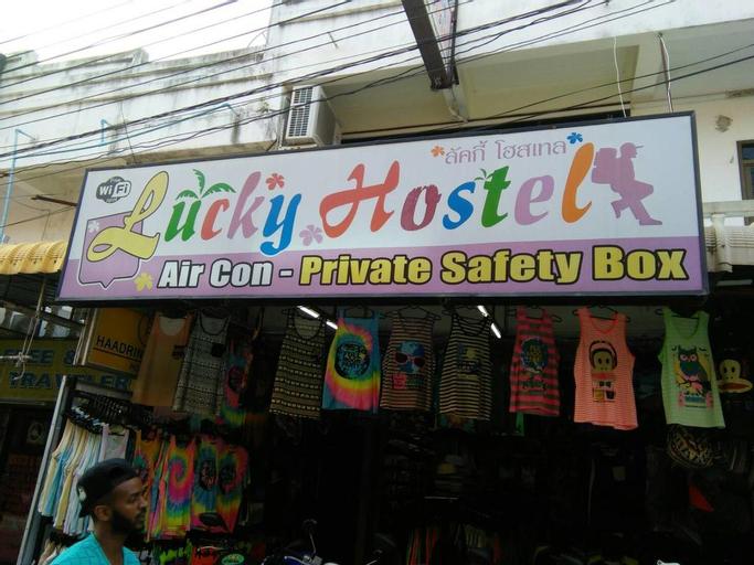 Lucky Crab Hostel, Ko Phangan