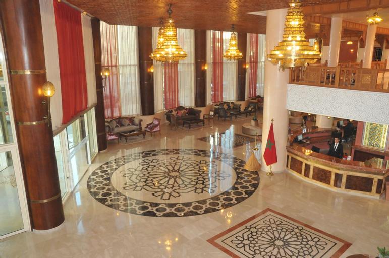 Hotel Tafilalet, Meknès