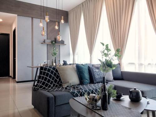 MyCrib@Opus Premium 2 and 3 bedroom B.Bintang, Kuala Lumpur