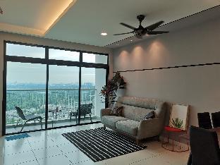 Johor bahru 3br 8-9pac kempas skypeak residence, Kulaijaya