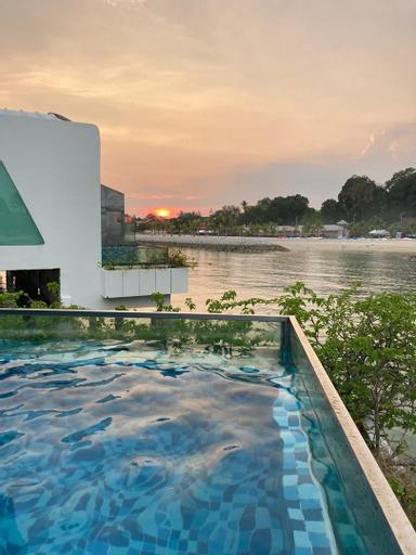 Tokido Hibiscus Water Villa Private Unit, Port Dickson