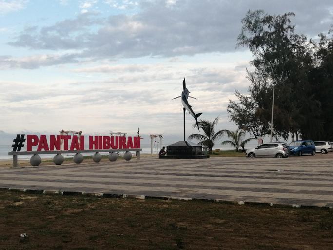 Al-Aisya Homestay 4 Bilik di Kuala Rompin Pahang, Rompin