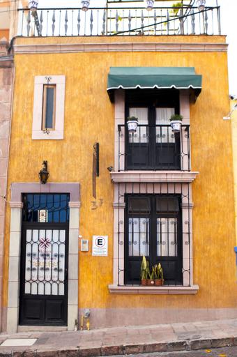 Mesón de San Andrés, Querétaro