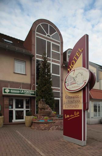 Hotel La Fontana Costanzo, Saarpfalz-Kreis