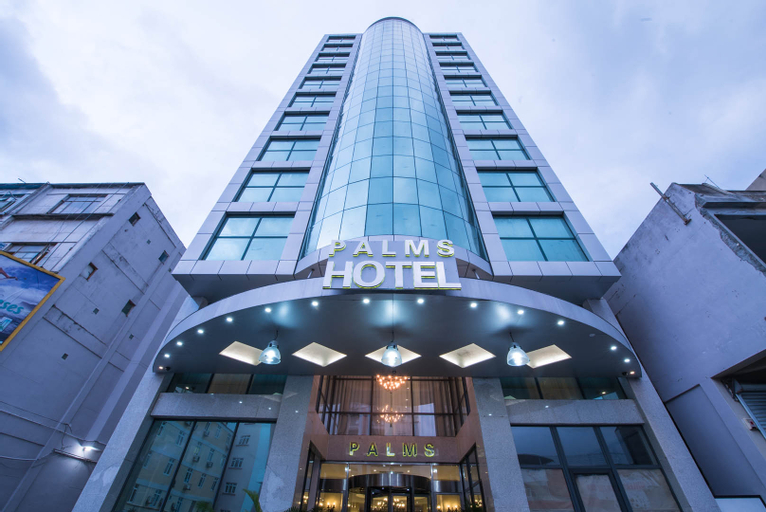 Palms Hotel,