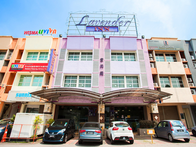 Hotel Zamburger Lavender Permas, Johor Bahru