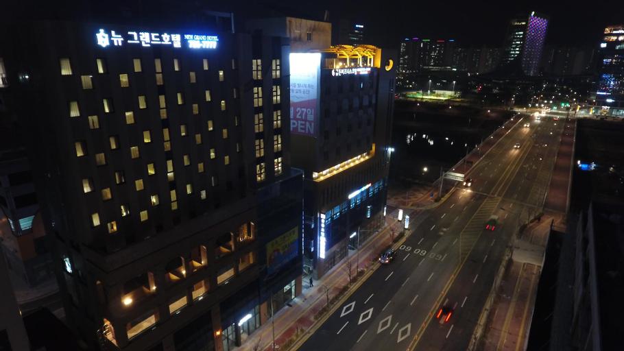 New Grand Hotel, Jinju