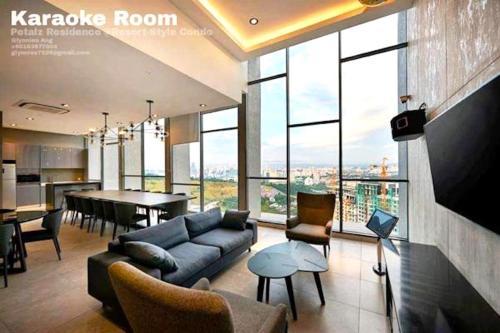 Luxury Resort Suite Kuala Lumpur@5mins to Mid Valley, Sunway, Kuala Lumpur