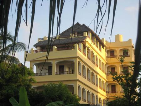 Msafini Hotel, Lamu West