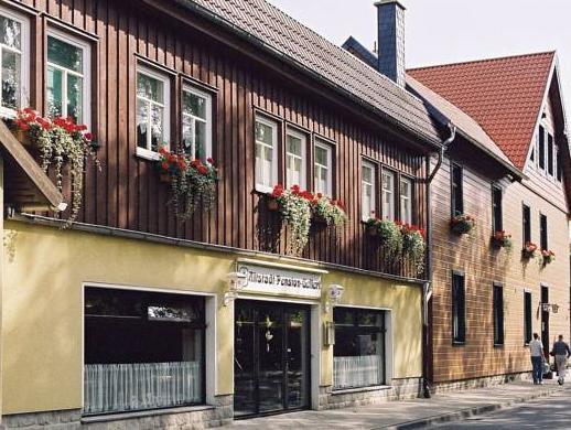 Altstadt Pension Orchidee, Harz