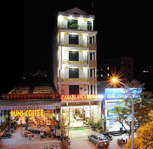 Casablanca Boutique hotel, Huế