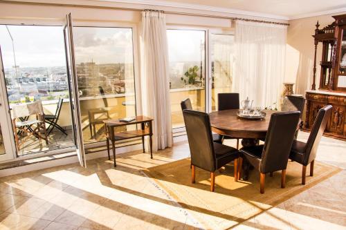 Serra e Mar Apartment - the best view in Aveiro, Aveiro