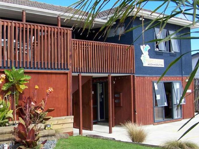 Turtle Cove Accommodation - Hostel, Thames-Coromandel