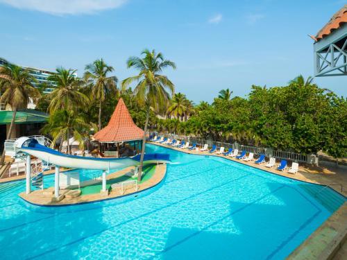 Las Américas Casa de Playa, Cartagena de Indias