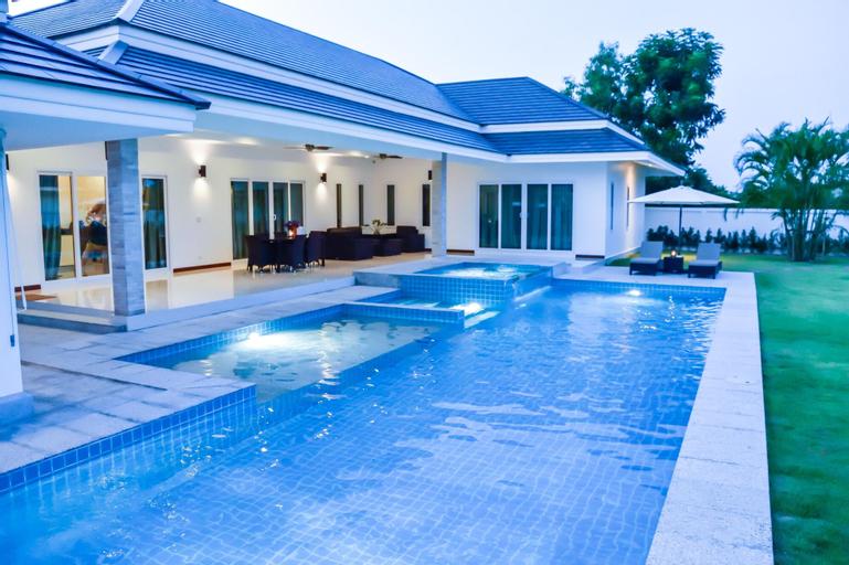 Tulip House Pool Villa Hua Hin, Cha-Am