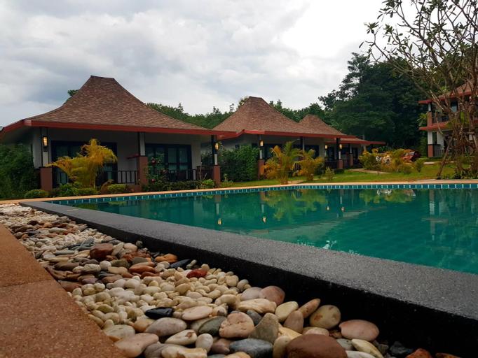 Poochommhok Resort, Sangkhla Buri