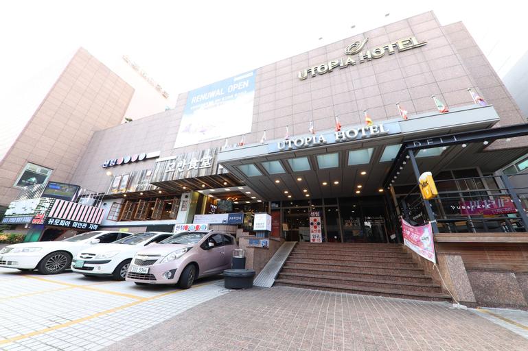 Utopia Tourist Hotel, Suyeong