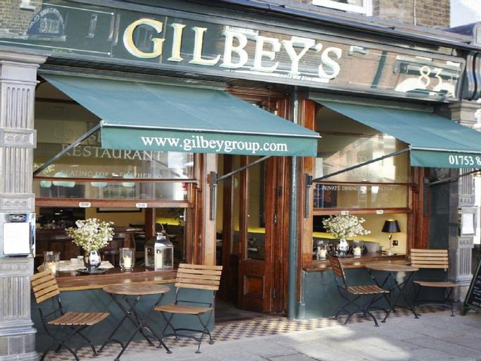 Gilbey's Bar & Restaurant, Slough