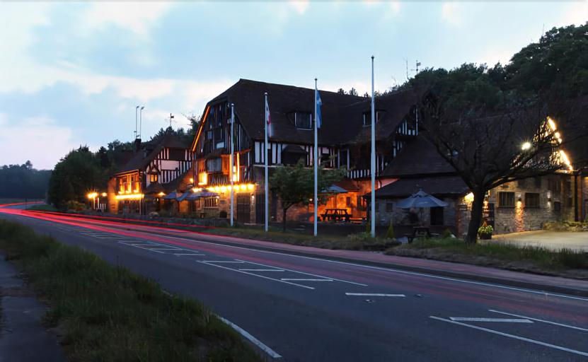 The Grasshopper Inn, Surrey