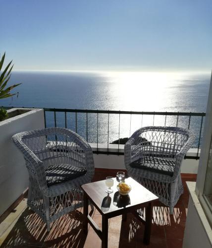 Superb sea view, Sesimbra