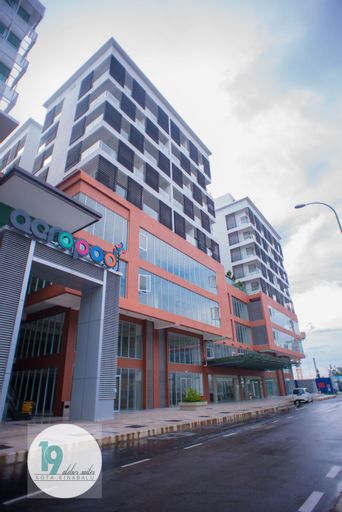 19 Atelier Suites Aeropod, Kota Kinabalu