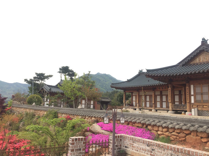 Peepul Hanok Stay, Gwangyang