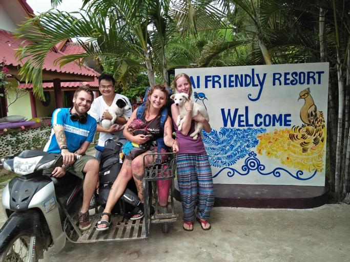 Pai Friendly Resort, Pai