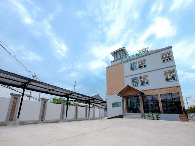 Wisdom Hotel, Muang Samut Songkhram