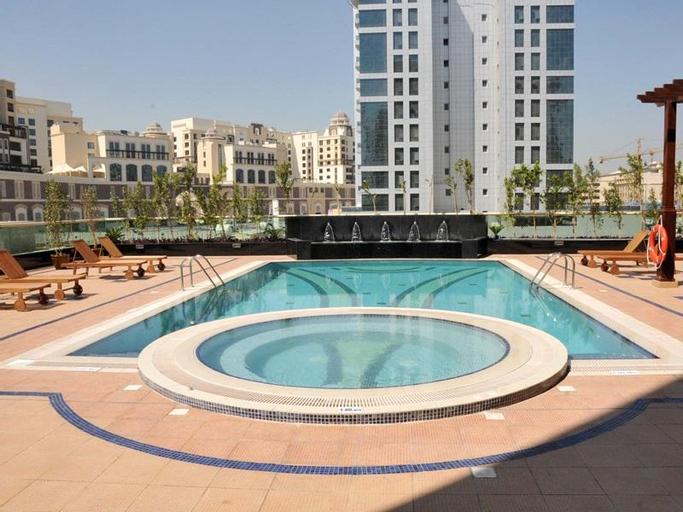 Dunes Hotel Apartment Oud Metha,