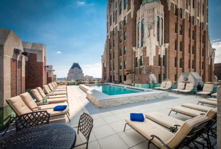 Global Luxury Suites at Light Street, Baltimore