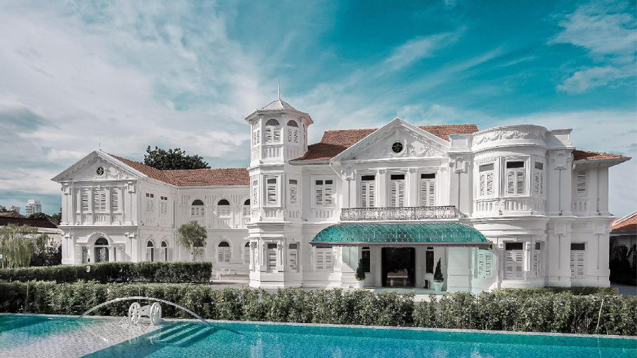 Macalister Mansion, Pulau Penang