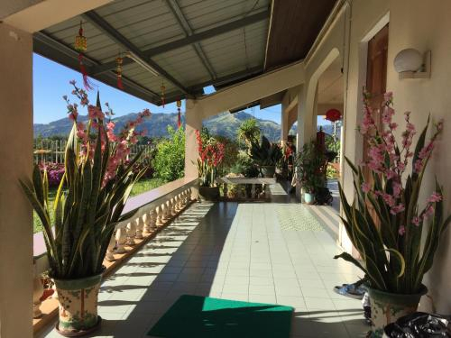 Mountain View Guesthouse, Kota Belud