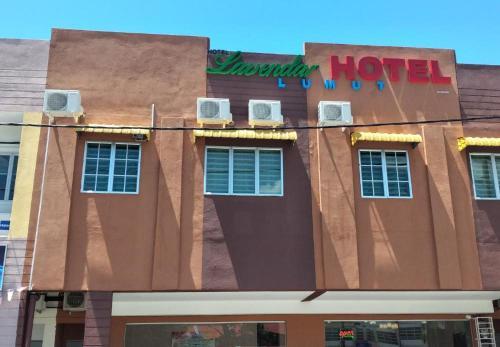 Lavender Hotel Lumut, Manjung