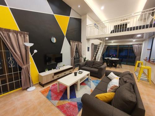 Relaxing Villa D'Faro Deluxe ~ Stay+Swim+Bbq, Alor Gajah