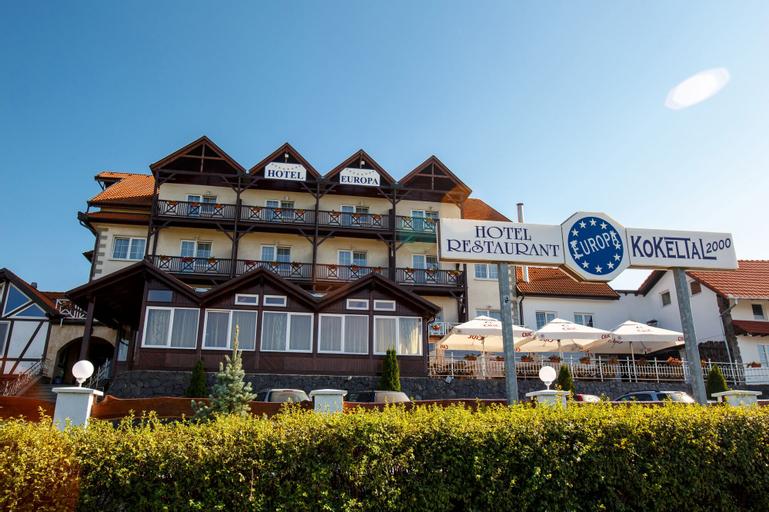 Hotel Europa Kokeltal, Albesti