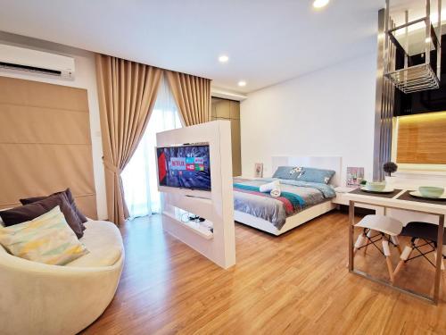 Simfoni Balakong Internet & Netflix Designer Studio, Hulu Langat